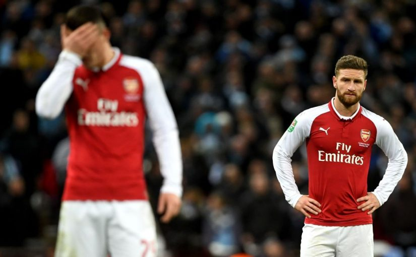 My Job Not Threatened, Says Arsene Wenger After Manchester City Loss