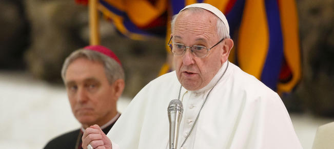 Pope Francis will visit Baltic nations to mark their centenaries