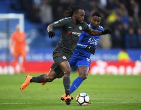 FA Confirms Ndidi Has Been Banned For Two Games Not Three, To Face Off With Iwob